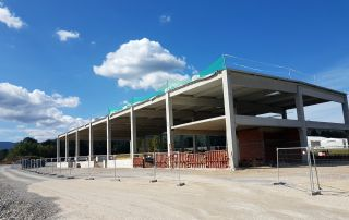 New business and storage facilities